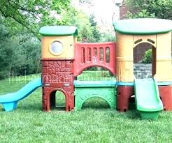 childs outdoor playhouse plans childrens toddler