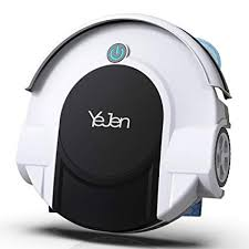 yejen robotic cleaner with drop sensing technology vacuum and sweeper for hard floor and