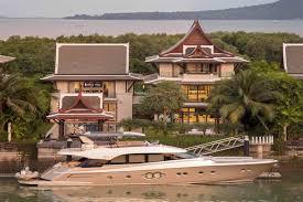 5 Bedroom Royal Villa Zum Verkauf In Kohkaew Royal Phuket Marina