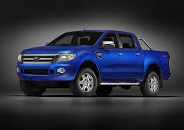 FORD Ranger Double Cab specs - 2011, 2012, 2013, 2014, 2015 ...