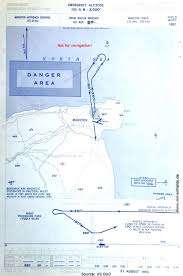 Raf Manston Historical Approach Charts Military Airfield