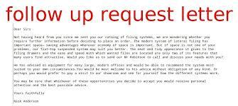 resume follow up call