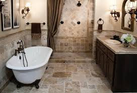 bathroom designs with freestanding tubs. Unique Tubs How To Remodel A Bathroom For Cheap With Freestanding Bathtub And Brown  Shower Curtain Also Carved Mirror Intended Designs Tubs