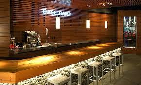 commercial bar lighting. Commercial Bar Design Inspiring Restaurant Bars With Modern Flair Bold Ideas 4 On Lighting