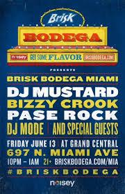 enter to win tickets for dj mustard s brisk bodega show on june 13