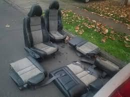 2000 v70r seats in a 1998 v70