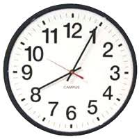 office wall clocks large. PTI Analog Wall Clock (12 Inch) Office Clocks Large