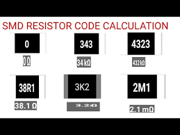 Smd Resistor Wattage Size Chart Smd Resistor Surface Mount Resistor Latest Price