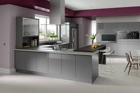 White Gloss Kitchen Gloss Kitchens Kitchen Creations Leicesterkitchen Creations