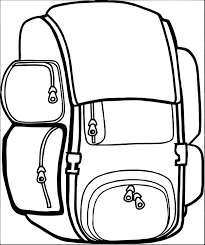 Small Picture Backpack Coloring Pages Printable Coloring Coloring Pages