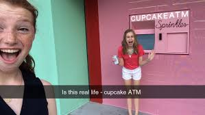 Cupcake Vending Machine Dallas