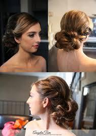 makeup and hair angela tam design team los angeles orange county wedding artist asian