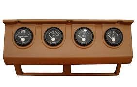 mts plug play dash panels gauges for 1987 95 jeep wrangler mts plug play jeep wrangler yj gauge panels are designed quality in mind mts gauge panels are designed to install your jeep wranglers factory