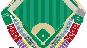 Camelback Ranch Glendale Stadium Seating Chart