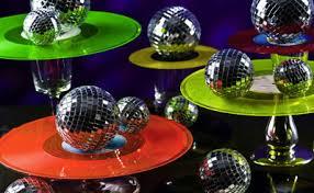 Mini Disco Ball Decorations Mini Disco Balls Mini Mirror Balls Table Decoration 20