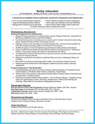 Property Manager Job Description Samples Pin On Resume Template Manager Resume Project Manager
