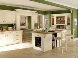 kitchens with white cabinets and green walls. Interesting Cabinets Traditional White Kitchen With Green Walls With Kitchens Cabinets And I
