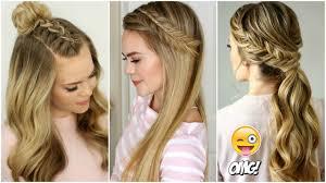 Peinados Tumblr F Ciles Para Cabello Largo 2017 1 Cute Hairstyles Peinados De Pelo Largo