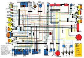 wiring diagram 1971 honda 750 four 1971 Honda 750 Four Wiring Diagram Honda CB 750 Ignition Diagram