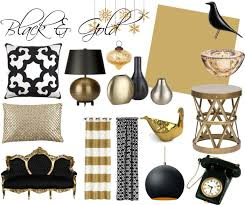 Enchanting Black And Gold Bedroom Decorating Ideas and Top 25 Best ...