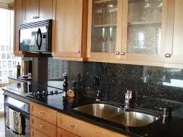 Backsplash Ideas For Black Granite Countertops Remodelling Home Stunning Granite With Backsplash Remodelling