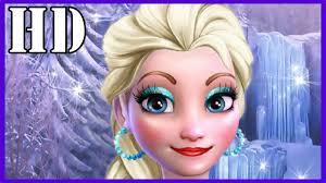 princess elsa frozen makeover spa game disney s games 2016 you
