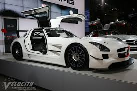 Picture of 2011 Mercedes-Benz SLS AMG GT3