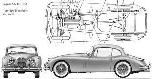 Jaguar Xk150s 1958 Smcarsnet Car Blueprints Forum Jaguar Cars