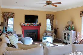 Living Room Designs With Fireplace And Tv Living Room Design With Fireplace And Tv Window Treatments Hall