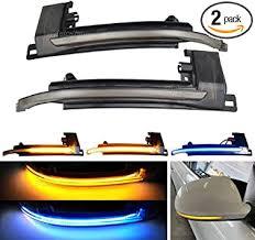 Side Mirror Turn Signal Lamp Dynamic Blinker for ... - Amazon.com