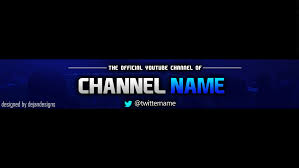 Youtube Template Psd Free Youtube Banner Templates Beautiful Youtube Banner