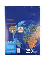 <b>Бумага Navigator Paper</b> Hard Cover A4 250g m2 125 листов - Чижик
