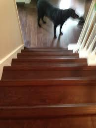 bull nose hardwood pieces on stairs raised or flush stair nosing hardwood flooring floating floors stair nosing hardwood flooring floating floors