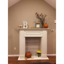 love this diy faux mantle do it yourself home projects from ana