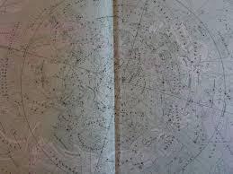 Celestial Star Chart Sky Heavens Zodiac