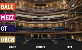 Blumenthal Theater Charlotte Nc Seating Chart Attend An Event Charlotte Ballet