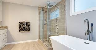 can glass shower doors be replaced if