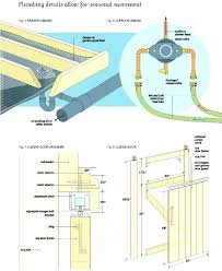outdoor shower plumbing image of simple outside shower drainage pan building an outdoor drain outdoor shower