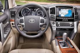 Toyota 4Runner Dashboard Picture