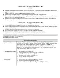 Systems Engineer Resume Examples Engineer Resume Sample Page 2