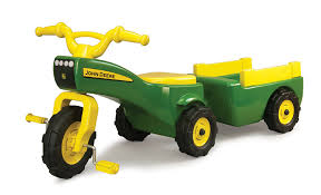 john deere kids tractor toys and ride ons talk