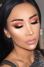 smokey eye homeing makeup ideas