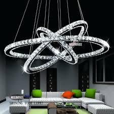 unique modern led chandeliers modern led chandeliers chandelier ring led ceiling modern