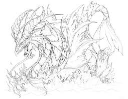 sea serpent drawings. Beautiful Sea Sea Serpent By YinDragon  In Drawings S