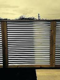 corrugated fence panel corrugated metal fence panels more corrugated intended for corrugated metal fence panels inspirations