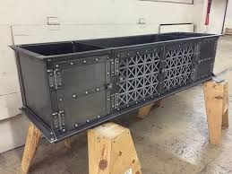 industrial metal furniture. custom ellis by vintage industrial furniture in phoenix az metal u