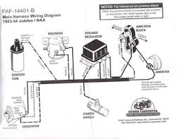 ford golden jubilee wiring diagram images volt ford tractor diagram on 1050 tractor wiring ford golden jubilee 1953 tractorshedcom