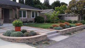Drought Tolerant Front Yard Landscape Design Modern Drought Tolerant Yard Lawn Free Yards Landscaping