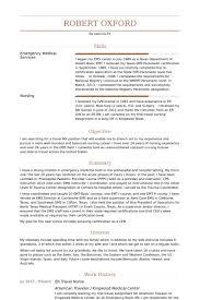 Er Nurse Lvn / Rn Resume samples