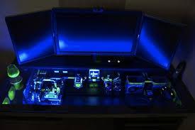Beautiful Custom Computer Desk Ideas Interesting Custom Computer With  Regard To Custom Computer Desk Decorating ...